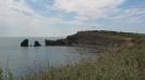 Plage de sable noir au Cap d\'Agde