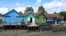 Maison de pécheurs à l'île de Ré
